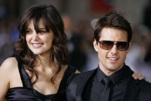 Tom Cruise & Katie Holmes (Ist)