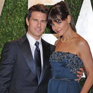 Katie Holmes & Tom Cruise (Foto: wenn)