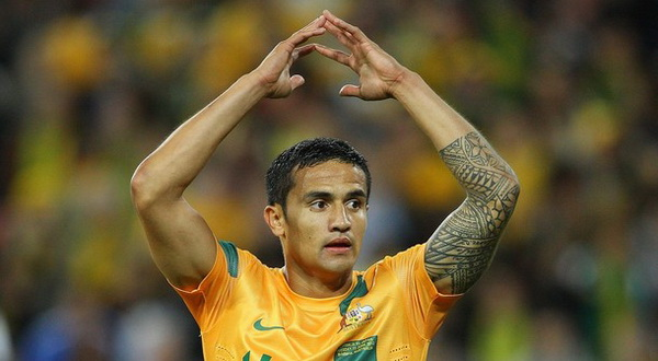 Tim Cahill (Foto:Getty)