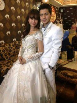 Ayang Merinda & Hafiz Fatur (Foto: Edi Hidayat)