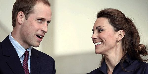 Pangeran William & Kate Middleton (Foto: Telegraph)