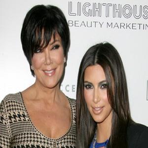 Kim Kardashian dan Kris Jenner (Foto: wenn)