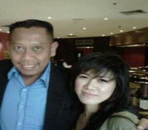 Tukul dan Yunita (Foto: facebook)