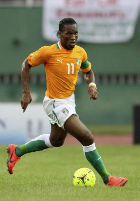 Didier Drogba. (Foto: Reuters)