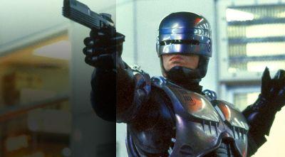 Syuting di Jalanan, Robocop Dilengkapi Kostum Baru
