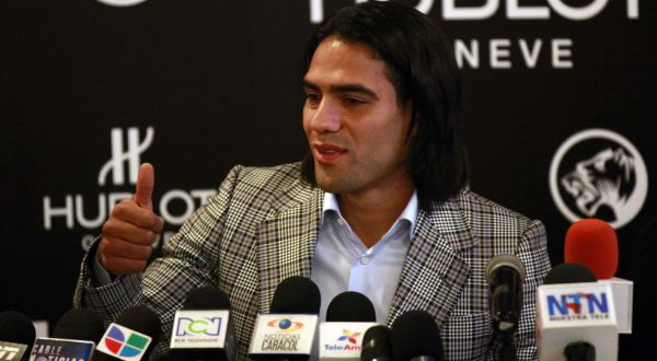 Radamel Falcao (Foto:Reuters)