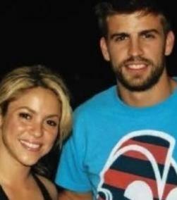 Shakira & Gerard Pique (Foto: Ist)