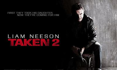 Taken 2 Masih Rajai Box Office