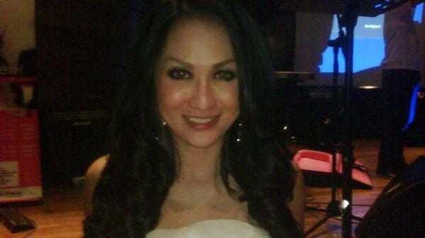 Sisca Dewi (foto: Egie/Okezone)