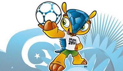 Maskot Piala Dunia 2014 Brasil. (Foto: Ist)