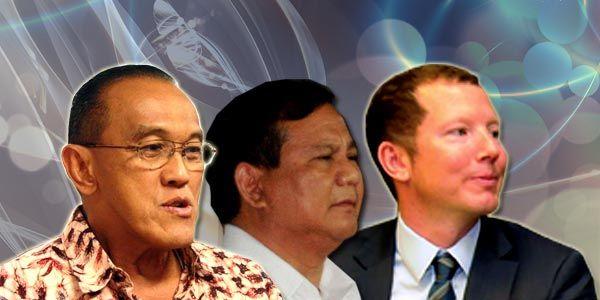 \Prabowo Vs Bakrie Bak Pertandingan Keluarga 'Gajah'\