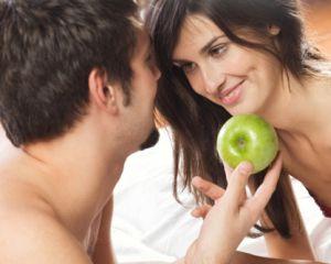 Image result for pria vegetarian lebih hot di ranjang