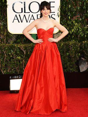 Busana Terburuk & Terbaik di Golden Globe 2013