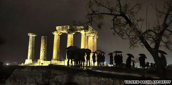 Kuil Apollo di Yunani Lebih