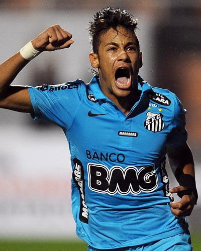 Neymar da Silva Santos Junior - Santos (Foto: ist)