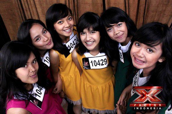 Dalagita, Girlband yang Dipuji di X Factor Indonesia