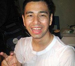 Raffi Ahmad (Foto: Johan)