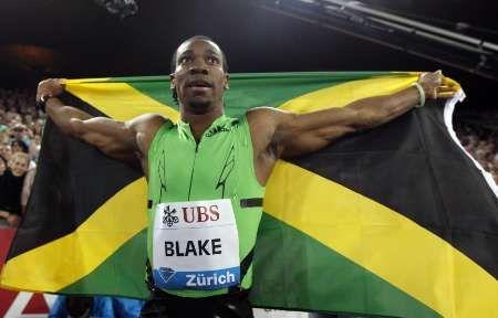 Yohan Blake. (Foto: Reuters)