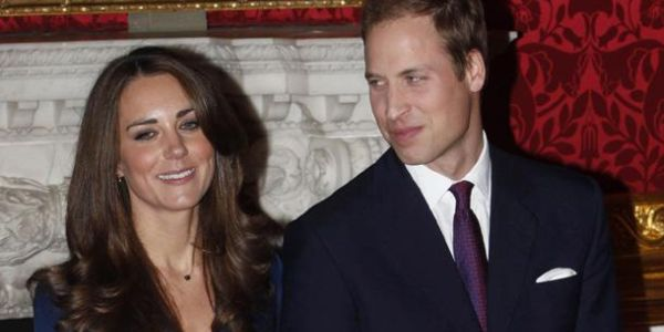 Pangeran William & Kate Middleton (Foto: Splashnews)