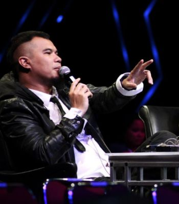 Ahmad Dhani Bocorkan Lagu yang Dibawakan Anak Didiknya