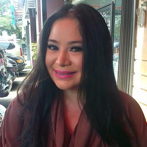 Annisa Bahar (Foto: Egie/Okezone)