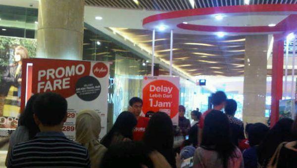 Tiket Murah AirAsia Dijual Rp200 Ribuan
