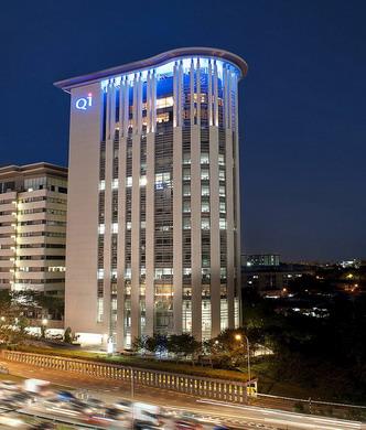 \Gedung Bersertifikat Hijau Pertama di Malaysia  \
