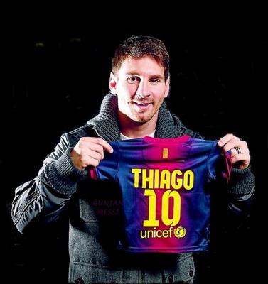 Lionel Messi (Foto: celebbabylaundry.com)