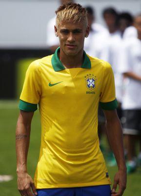 Neymar. (Foto: Reuters)
