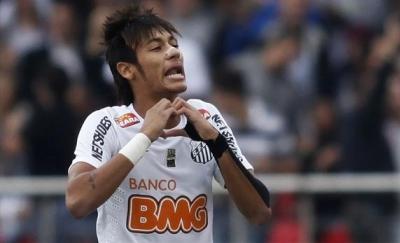 Neymar da Silva (foto: Reuters)