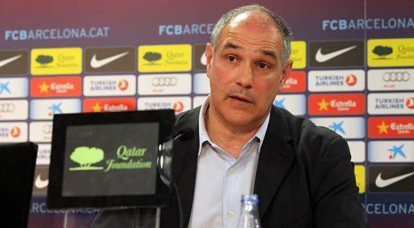 Andoni Zubizarreta. (Foto: FC Barcelona)
