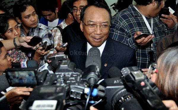\Jero Wacik: Gubernur se-Indonesia Setuju BBM Naik\