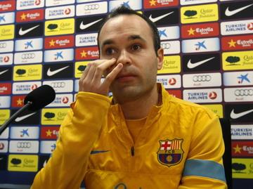 Andres Iniesta (Foto: Reuters)