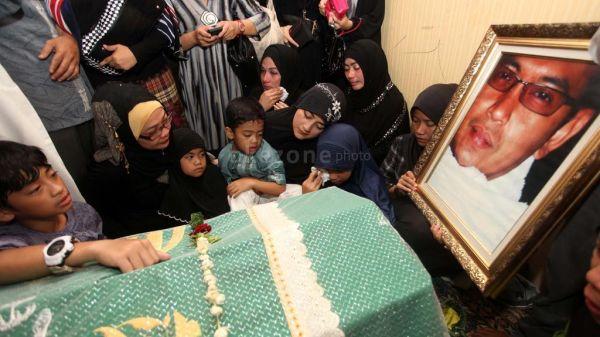 Ustadz Jefri Al Buchori (Foto: Heru/Okezone)