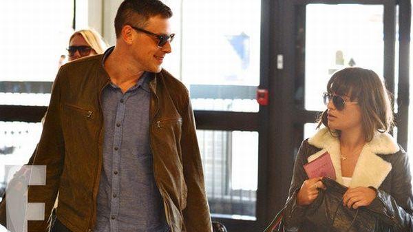Ditemani Pacar, Bintang Glee Cory Monteith Keluar Rehab