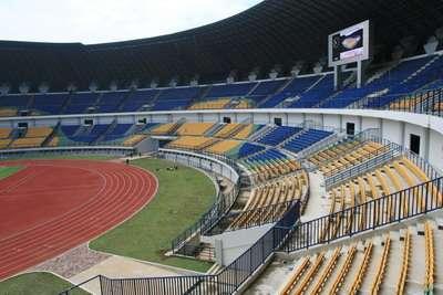 Stadion Gelora Bandung Lautan Api.(foto:SINDO)