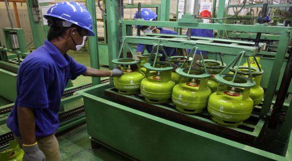 \Pertamina: Stok LPG 3 Kg di Bojonegoro Aman\