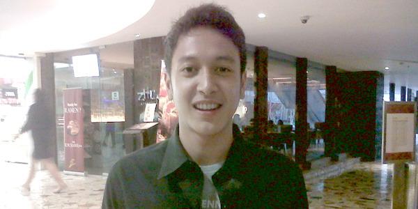Dimas Anggara (Foto: Dok Okezone)