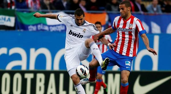Mario Suarez Mata (kanan) siap hadapi Real Madrid di final Copa del Rey (Foto: Reuters)