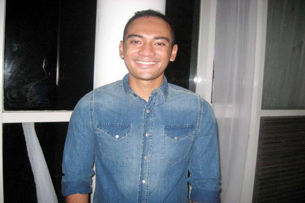 Ario Bayu (foto: Maria Cicilia Galuh/Okezone)