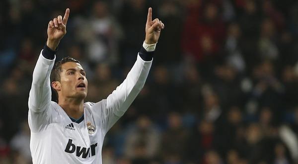 Cristiano Ronaldo. (Foto:Reuters)