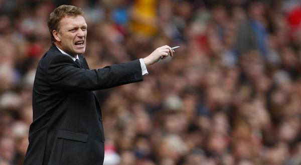 David Moyes menjadi suksesor pelatih Manchester United sebelumnya, Sir Alex Ferguson (Foto: Reuters)