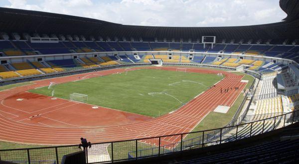 Stadion Gelora Bandung Lautan Api (GBLA). (Foto: SINDO)