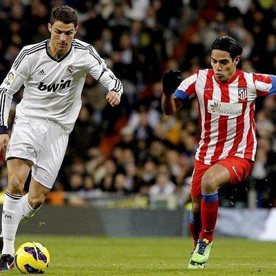 Duel Cristiano Ronaldo versus Falcao bakal menentukan hasil akhir final Copa del Rey/Ist