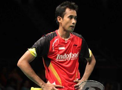 Dionysius Hayom Rumbaka. (Foto: Badmintonindonesia.org)