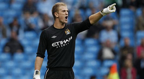 Joe Hart. (Foto: Reuters)