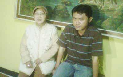 Arya Wiguna Ajak Ibu Lamar Rosnita Putri