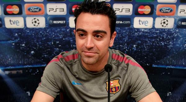 Xavi Hernandez. (Foto: Reuters)