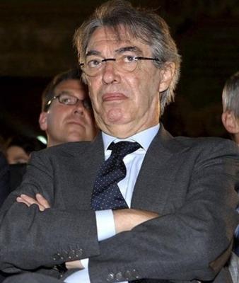 Massimo Moratti (Foto: Reuters)