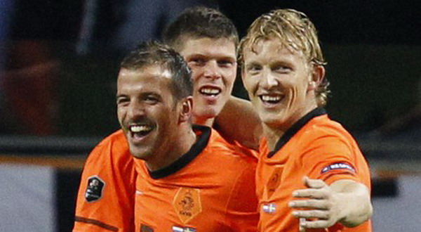 Timnas Belanda.(foto:Reuters)
